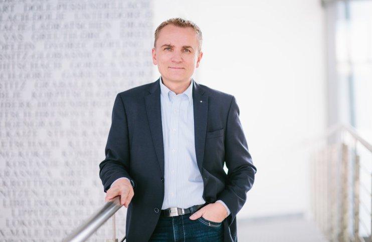 """Gernot Mödritscher leitet das Universitätsstudium """"Tourismusmanagement""""."""