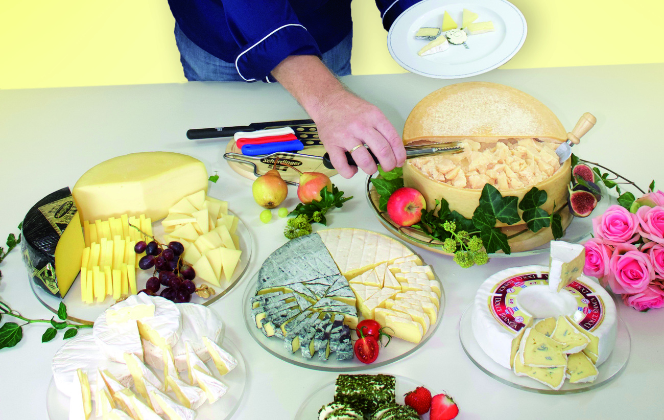 Österreich ist Käseland – Gastronomie & Handel brauchen Fachkräfte