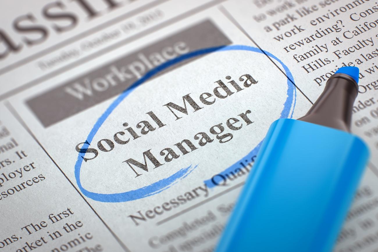 Ein Social-Media-Manager macht Ihr Unternehmen zukunftssicher