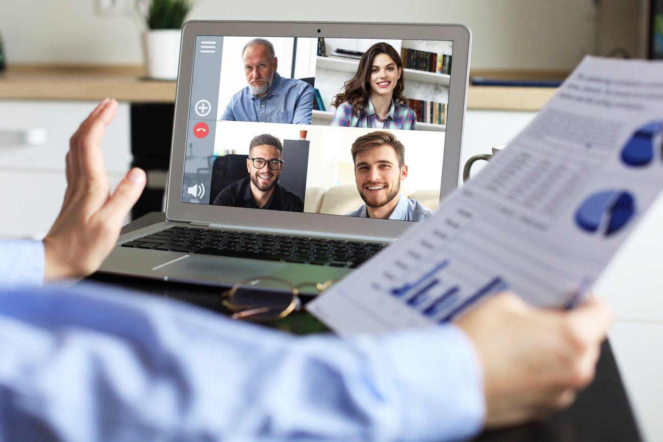 Wie gelingen Eure Online-Meetings?