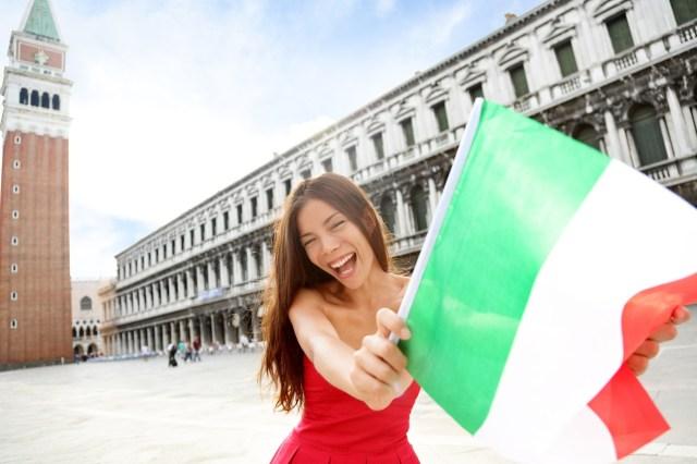 Italienisch lernen