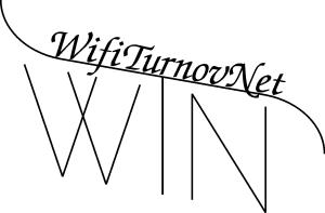WifiTurnovNet - logo