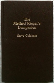 Bell Ringing/ Campanology 'The Method Ringer's Companion'