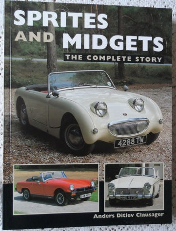 Sprites and Midgets: The Complete Story - Anders Ditev Clausager