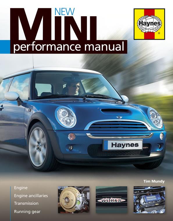 New Mini Performance Manual