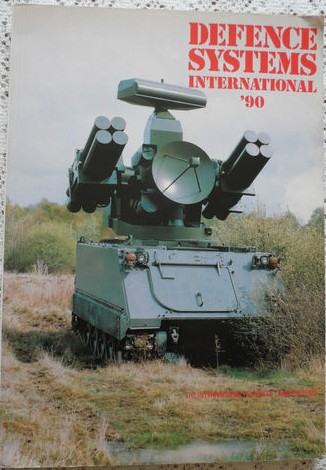 Defence Systems International '90 - Tanks- Helicopters - Weaponry- Equipment