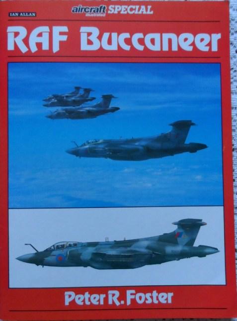 RAF Buccaneer By Peter R. Foster