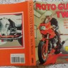 Moto Guzzi Twins Dust Jacket