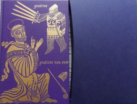 The Folio Society: Thomas Becket by Frank Barlow