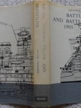 Dust Jacket Battleships and Battle Cruisers 1905-1970: Historical Development of the Capital Ship  By  Siegfried Breyer
