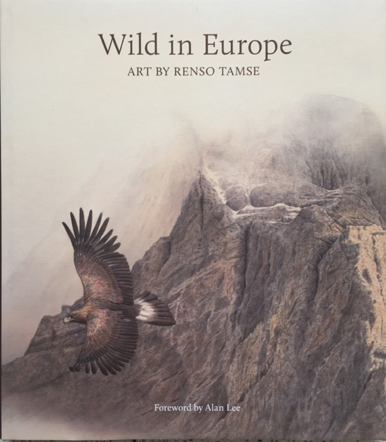 Wild in Europe: Art by Renso Tamse