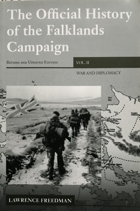 The Official History of the Falklands Campaign Volume 2: War and Diplomacy