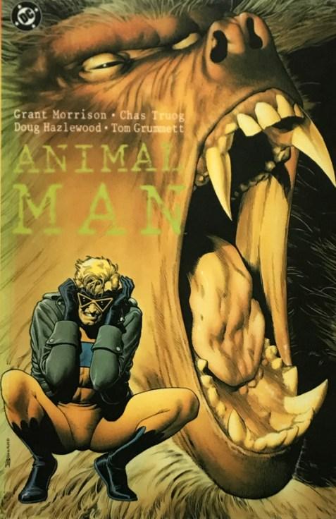 Animal Man: Volume 1 By Grant Morrison