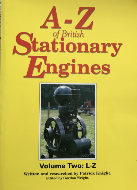 A-Z Of British Stationary Engines Volume Two: L-Z