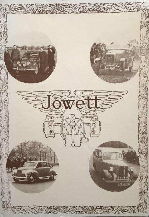 Jowett By G. I Garside