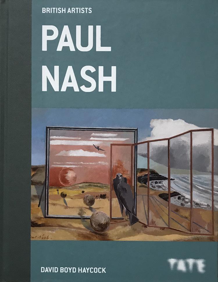 Paul Nash By David Boyd Haycock