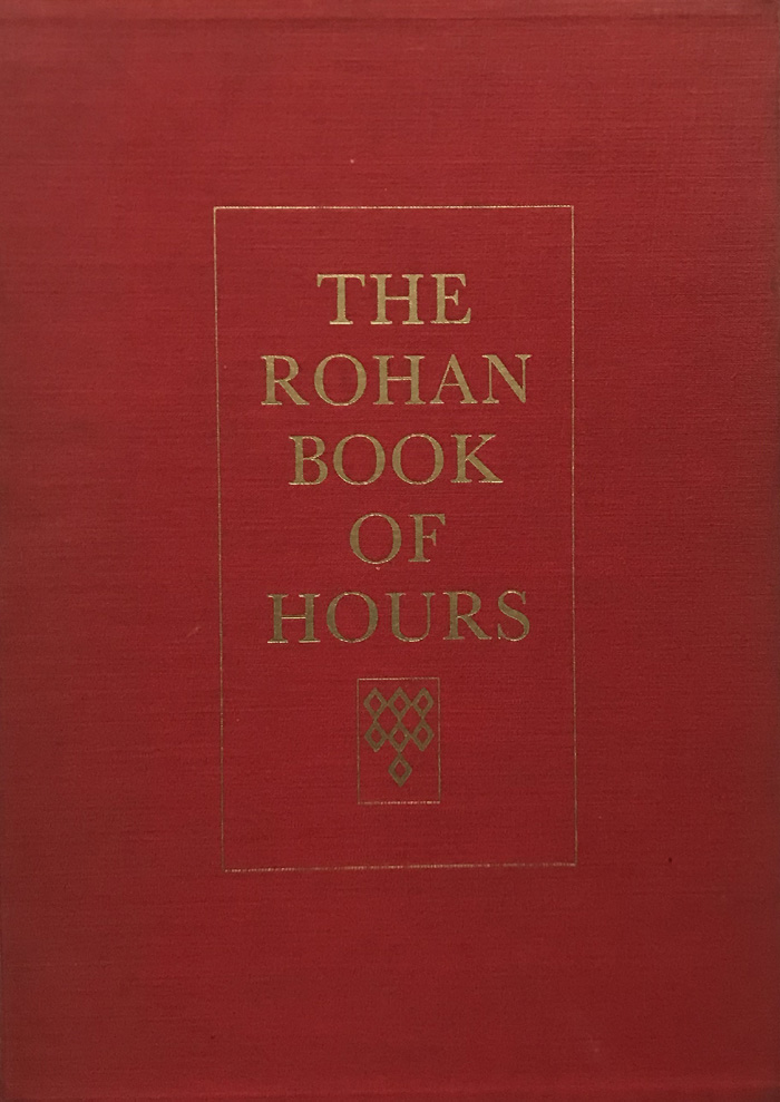 The Rohan Book of Hours in Slipcase