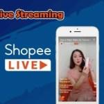 Cara Live di Shopee