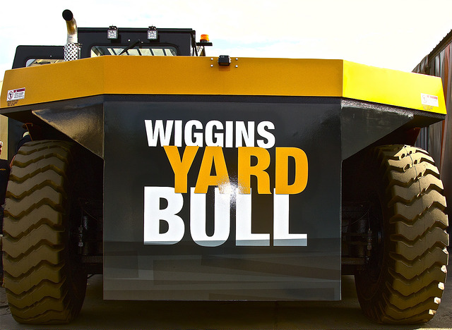 Wiggins Yard Bulls work harder and live longer