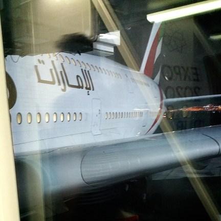 Emirates Airlines Airbus 380