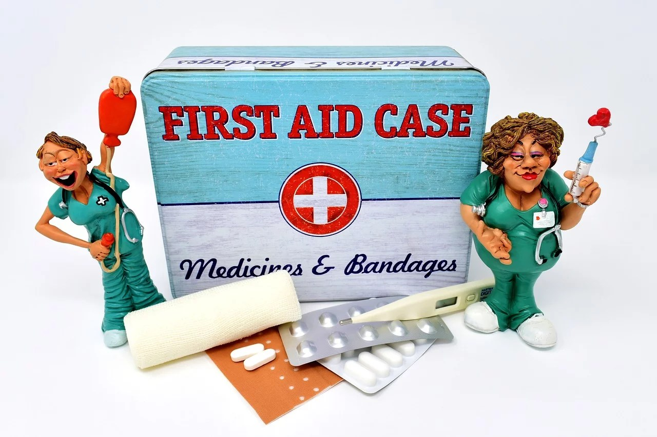 Kids first aid