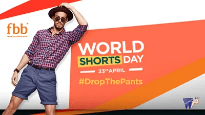 World's Shorts Day -FBB Contest