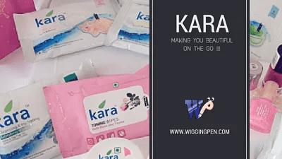 Kara – Making you beautiful …