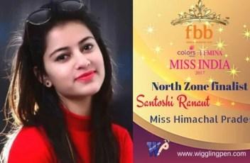 Miss Himachal Pradesh- 2017