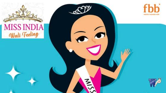 Miss India Wali Feeling – Namrata Joshipura collection