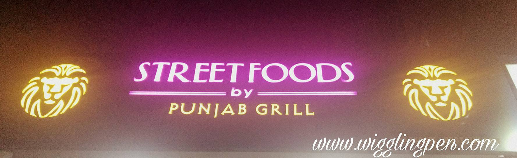 Street Food by Punjab Grill || Restaurant Review