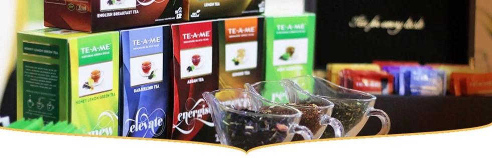 Te-A-Me || Tea time with me