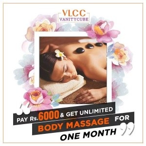 Pampering on your doorstep with VLCCVanityCube