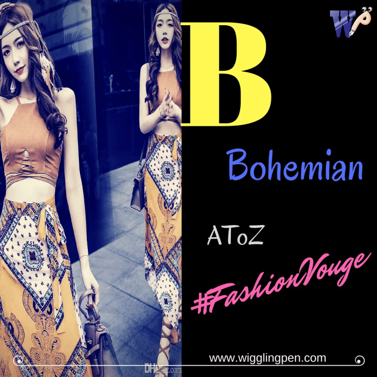 Bohemian fashion is new trend to be stylish