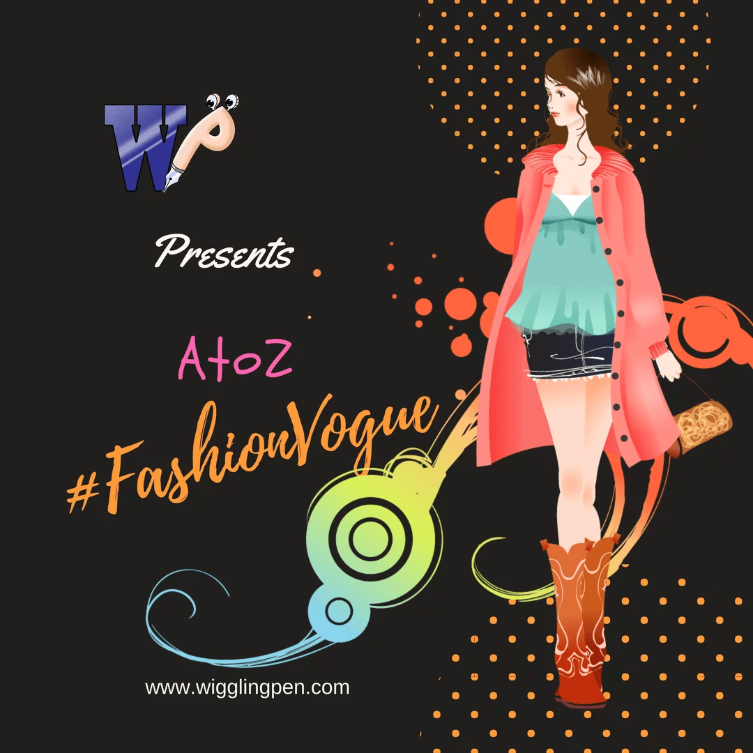 AToZ #FashionVogue
