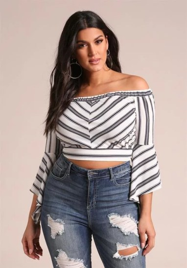 Plus size fashion for more confidence and styling