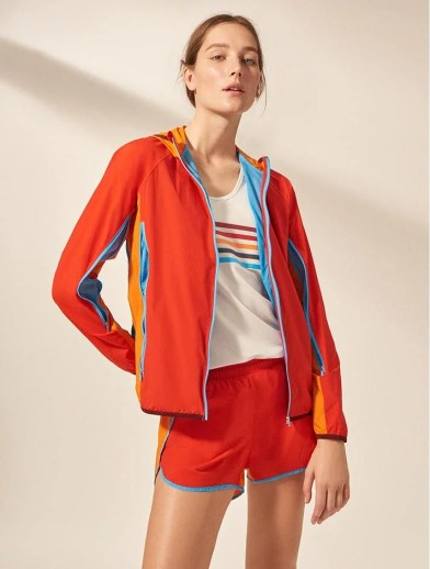 Sporty spot and trend