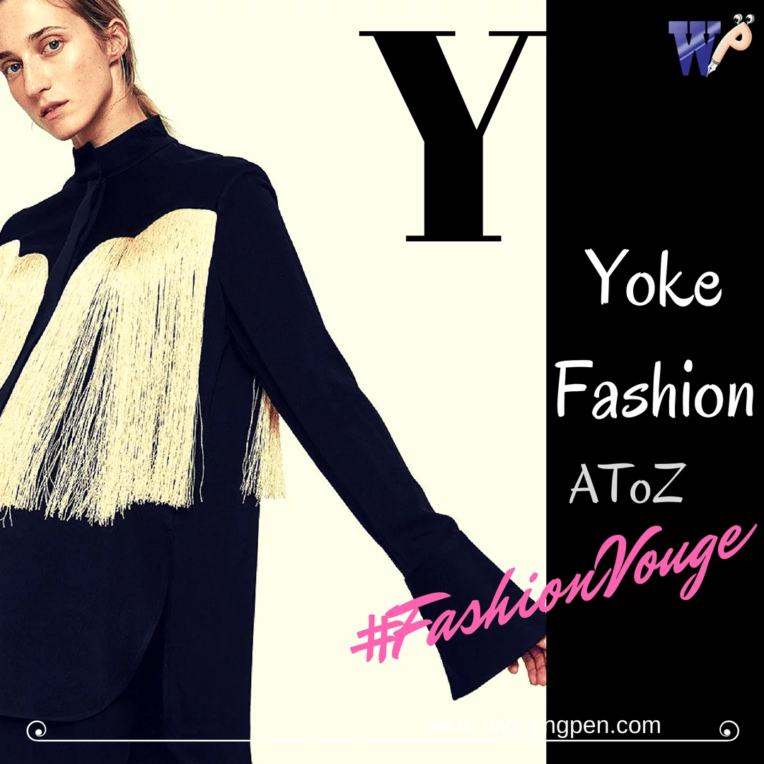 Yoke Fashion style to be noticed