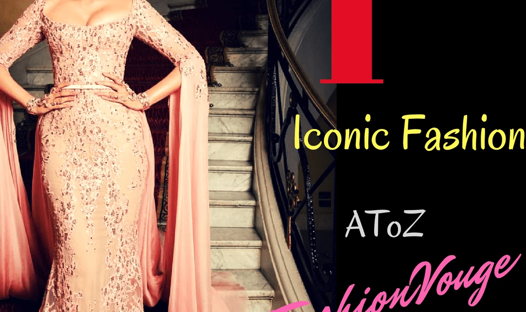 Iconic fashion inspiring to fabricate and rejuvenate style