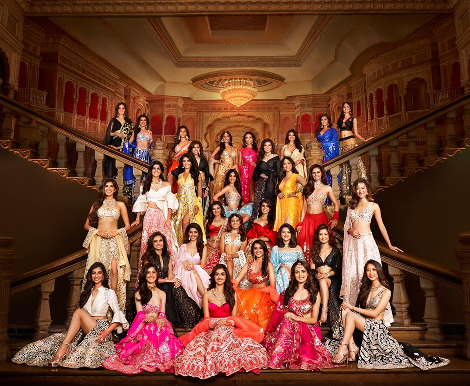 Miss India 2018 Sub Contest Winners