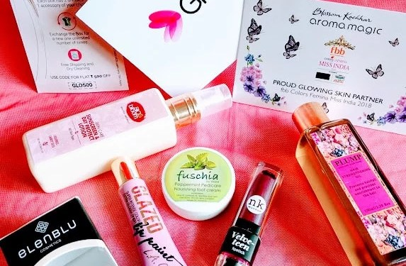 GloBox – Time to glow and sparkle