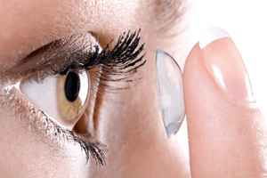 Contact lenses for better vision of world