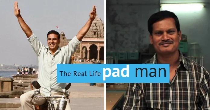 Arunachalam Muruganantham: Real Padman