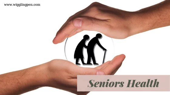 Health problems faced by Senior Citizens
