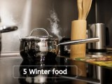Winter food list