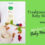 Mother Sparsh Baby Massage Oil