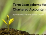 Term Loan Scheme
