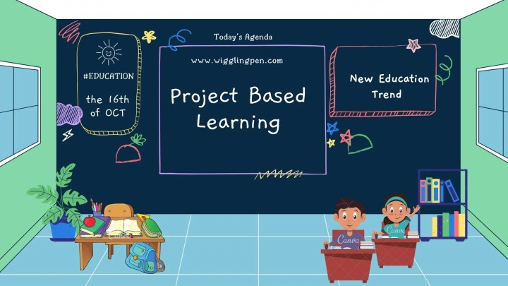 Project-based learning- Learn by doing