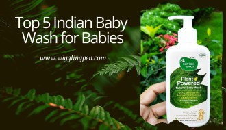 Indian Baby Wash