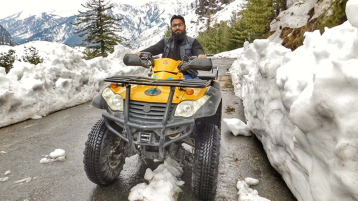 Everything You Need To Ride Your Quad Bike In Winter