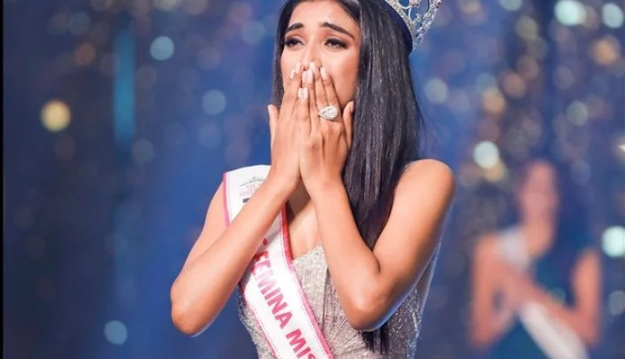 """All is possible if you are committed to yourself""- Manya Singh Miss India Runner up 2020"